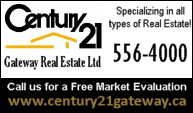 Century 21 Gateway Real Estate Ltd.