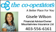 Gisele Wilson - The Co-operators, Mountain View Insurance